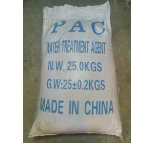 水处理剂无机聚合物聚合氯化铝PAC