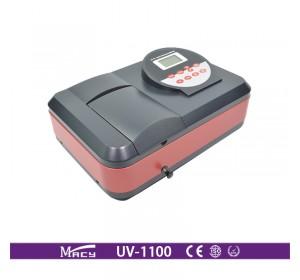 UV -1100紫外可见分光光度计