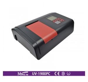 UV-1900PC 双光束紫外可见分光光度计